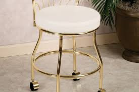 stools formidable bathroom vanity chair rail o commendable