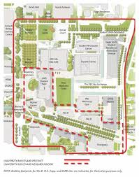 university boulevard neighbourhood plan precinct design