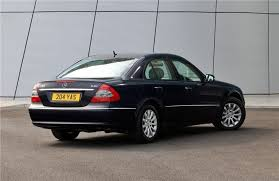mercedes introduction mercedes e class w211 2002 car review honest