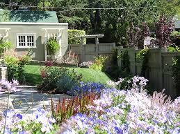 English Cottage Gardens Photos - san rafael english cottage garden creative environments landscape