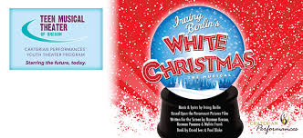 tmto white christmas craterian theater at the collier center