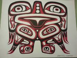 Indian Art Tattoo Designs 90 Best Pacific Northwest Indian Art Images On Pinterest Native