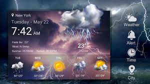 Galaxy Clock Weather Warnings And Alerts Android Apps On Google Play