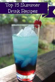 top 15 summer drink recipes budget savvy