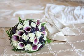 wedding flowers nz purple wedding bouquets wedding flowers purple lavender and