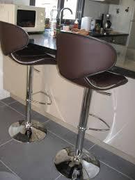chaise de bar cuisine tabouret cuisine cool tabouret snack de cuisine en mtal assise