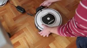 Roomba Laminate Floor Irobot Roomba 765 Unboxing U0026 Preview Gadget Preview