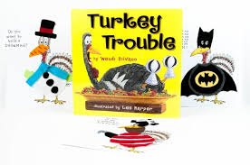 thanksgiving turkey trouble activity my and