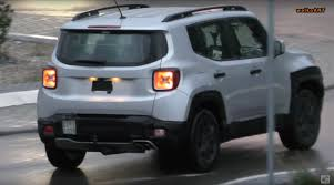 camo jeep cherokee jeep renegade spotted with light face camouflage could be a