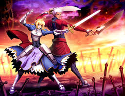 fate stay night saber 4k wallpapers fate stay night by genzoman on deviantart anime pinterest