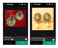 earrings app mobile app development company in delhi mobile app design in delhi