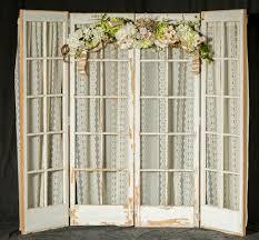 Wedding Backdrop Doors Signature Party Rental Home Idaho Falls