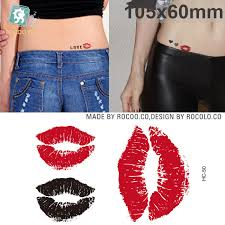 compare prices on tattoo lips design online shopping buy low