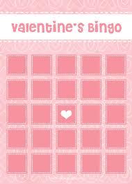 Free Halloween Bingo Cards Printable Valentine U0027s Bingo Free Printable Download Makoodle