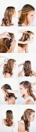 10 girly and cute hairstyles