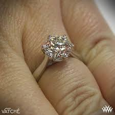 crown wedding rings royal crown solitaire engagement ring by vatche 347