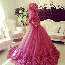 islamic wedding dresses aliexpress buy muslim wedding dresses appliqued lace