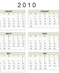 download free printable 2010 calendar templates photo calendar