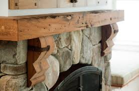 longleaf lumber reclaimed white oak mantel