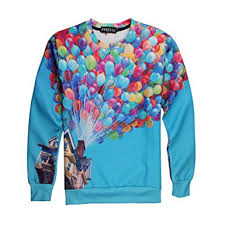 3d sweater amazon com unisex 3d sweater up sweatshirt hoodies