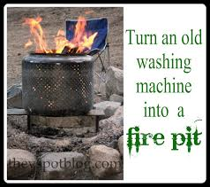 Old Fire Pit - the best diy backyard fire pits to make your summer rock