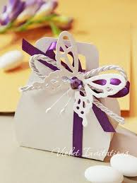 theme wedding favors butterfly bomboniere set of 5 wedding favor gift box filled with