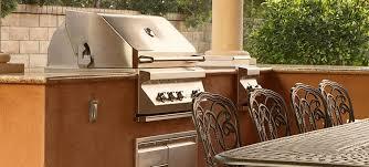 Outdoor Kitchen Furniture - la u0026 southern california design build company pacific outdoor living