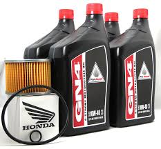 amazon com 1984 honda gl1200 gold wing oil change kit automotive