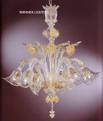 Murano Chandeliers Murano Chandeliers By Shimmer Lighting