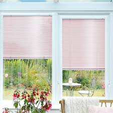 Venetian Blinds Fitting Service Pink Perfect Fit Venetian Blind