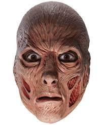 skin mask halloween freddy kreuger teen halloween mask