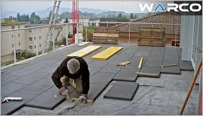estrich balkon verlegung auf dachfolie oder bitumenbahnen warco bodenbelag