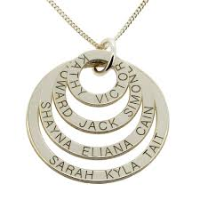 grandmother necklace 33 gold necklace personalized gold necklace with