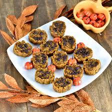 Rice Crispy Treat Pumpkins Cara U0027s Cravings Pumpkin Pie Rice Crispy Treats