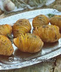 recette de cuisine pomme de terre recette hasselback potatoes pommes de terre rôtie a la suédoise