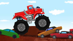 monster truck off road videos monster trucks stunts cars and trucks videos for toddlers youtube
