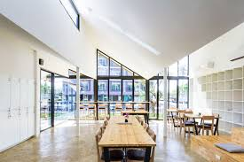 coffee shop also a conference room software design offices and a