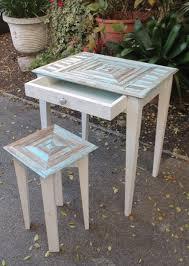 table bureau bois table bureau en bois recyclé puces d oc