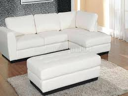 white sectional sofa diamond modern white leather sectional sofa