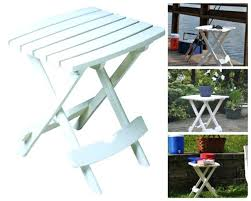 folding outdoor side table small folding side table small folding garden side table