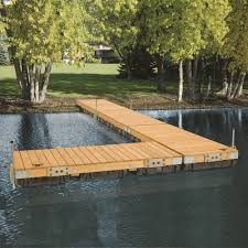commercial grade floating dock