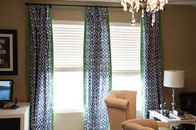 Tie Up Window Curtains Accessories Simple And Neat Beige Pattern Cotton Tied Up Window