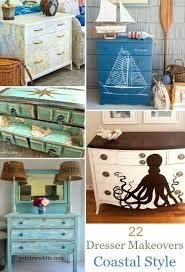 best 25 nautical dresser ideas on pinterest beach style kids