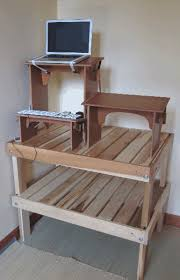 Stand Up Computer Desk by Stand Up Wooden Computer Desk Google Search Desk Pinterest