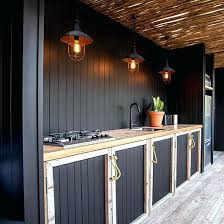 bbq kitchen ideas outdoor bbq kitchen cabinet area ideas with cabinets