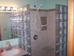 glass block bathroom designs bathroom gorgeous bathroom designs from photos of glass block