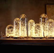 Lights In Vase Led Lights In Glass Vase With Best 25 Lighted Centerpieces Ideas