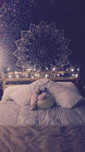 Lights Room Decor by 13 Affordable Ways To Create Your Dream Bedroom Big Blank Wall