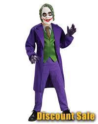 discount child joker costumes sale kid costumes