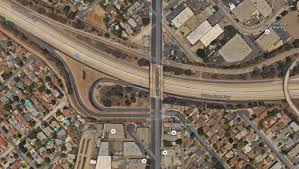 Sigalert Com Los Angeles Traffic Map by 7 Vehicle Crash Blocks Southbound 5 Freeway Lanes In Sun Valley